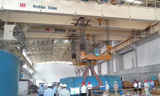 Power Industry Overhead Crane