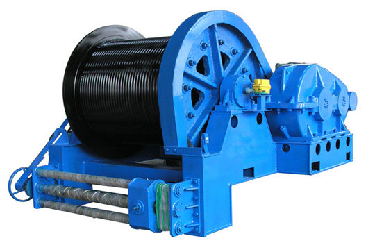 Low Speed Electric Winch