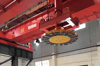 CNC Crane with High Precision Positioning