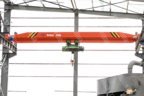 LB Explosion-proof Single Girder Overhead Crane