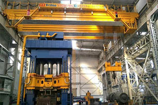 Overhead Crane for Forging 250t