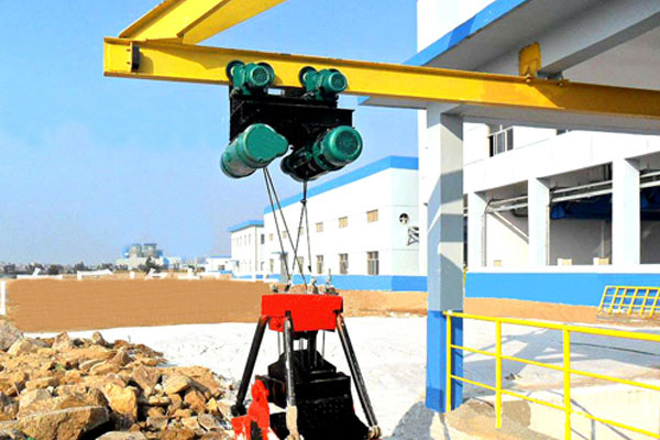 LDP Single Girder Overhead Crane with Side-Mounted Hoist