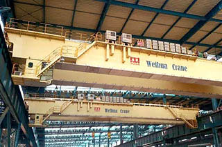 Slab Clamp Crane for Continuous Casting Workshop